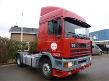 1996 DAF 95 ATI 430 MANUAL ZF