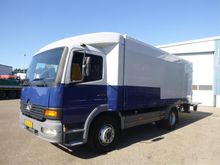 2003 Mercedes Benz 2 x 1623 MAN