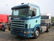 1997 Scania 144 460 TRUCKHEAD