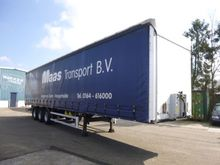 2008 System Trailer 3 axle holl