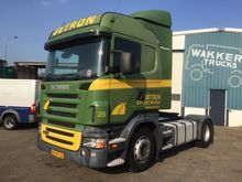 2006 Scania R380 MANUAL GEARBOX