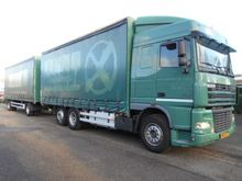 2005 DAF 95XF 6X2 COMBI WITH TR