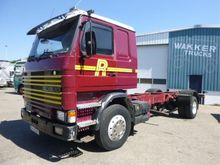 1988 Scania 112 360 4X2 CHASSIS
