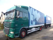 2006 DAF 105 XF 410 4X2 WITH BO