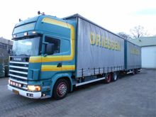 2001 Scania 114 380 6X2 COMBI