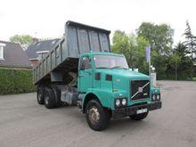 1986 Volvo N10 6X4 KIPPER