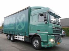 2004 DAF 95 XF 6x2 WITH BOX