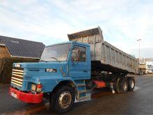 1985 Scania 112 360 6X4 KIPPER