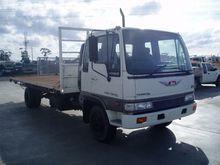 Used 1996 Hino FD (C