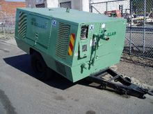 Used Sullair 375DQ-2