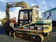 Used 1997 Cat 307 in