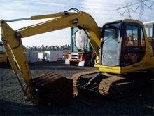 Used Komatsu PC60-6