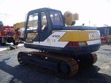 Used Kobelco SK100CR