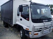 Used 1999 Isuzu FSR5
