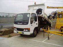 Used 1998 Isuzu NKR2