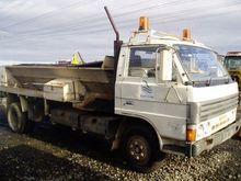 1986 Mazda T4100 Truck w/ Floco