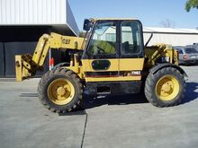 Used 1999 Cat TH-62