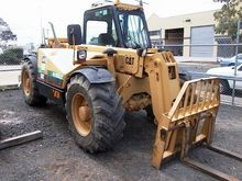 Used 1996 CAT TH62 i