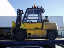 Used Hyster 4.500XL