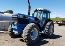 1991 FORD NEW HOLLAND 8830-4