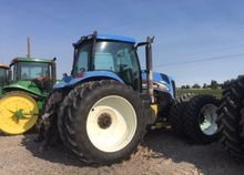 2003 FORD NEW HOLLAND TG255-4DD