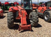 2007 MANITOU MLT741