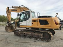2010 Liebherr R916 advanced Tra