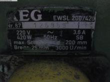 AEG EWSL 200 / 420 1053-003219