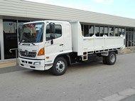 2016 Hino FE 1426-500 Series FE