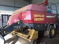 New Holland BB960 Square Baler