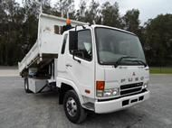 Used 2006 Fuso Fight