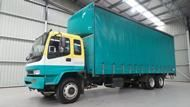Used 1998 Isuzu FVM1