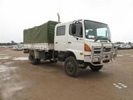 Used 2005 Hino GT in