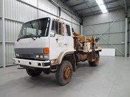 1988 Hino GT 4wd Drill Rig