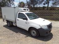 2011 Toyota HILUX Work Mate