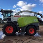 2010 Claas 950 Forage Harvester
