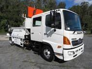 2008 Hino FD 1024 - Ranger 6 Cr
