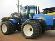 Used 2007 Holland T9