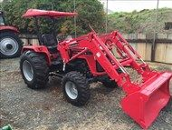 New Mahindra 4025 in