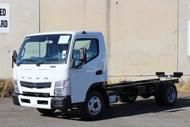 2017 Fuso Canter 515 3400mm (MW