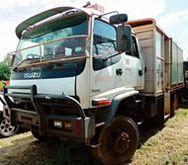 2007 Isuzu FTS750 Crew Dualcab