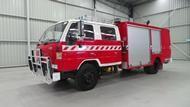 1993 Mazda T4600 Fire Truck
