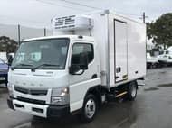 2017 Fuso Canter 515 Wide CANTE