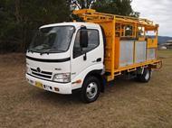 Used 2007 Hino 816 s