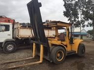 Used Hyster H250E in