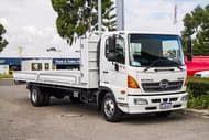 2013 Hino FC 1022-500 Series DR