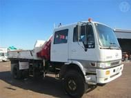 Used 2000 Hino GT1J