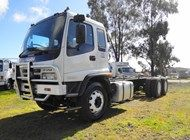 Used 2001 Isuzu FVM1