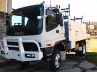 2007 Isuzu FSS550 FSS 4x4