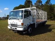 Used 2007 Fuso fight